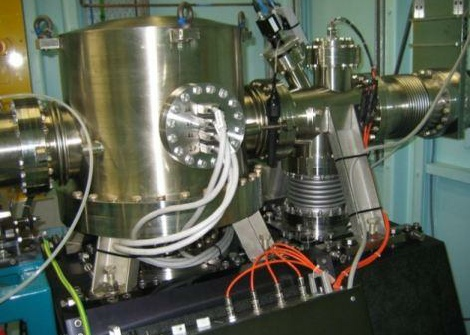 Quad Diode & Secondary Source Aperture System installed on XFM beamline