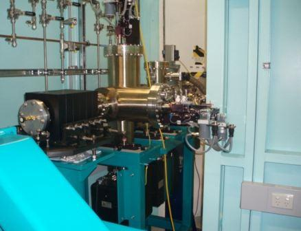 Fixed Mask & Differential Pump installed on XFM beamline